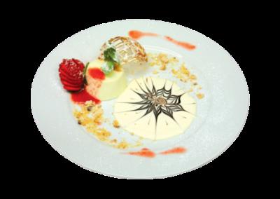 Desserts beim Buon Gusto Fridolfing