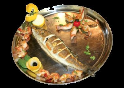 Pesce / Fischgerichte Buon Gusto Fridolfing